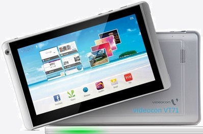 Videocon tablet price and specification for 126 incorrect key file for table