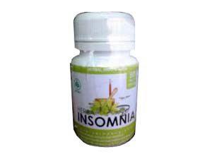 Jual obat herbal alami Insomnia gejala penyebab Insomnia dan cara mengatasinya