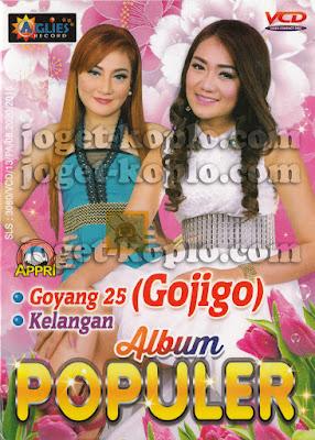 Album Populer Goyang 25 (Gojigo) 2015