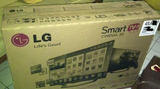 LG Smart Cinema 3DTV  Seri: 42LAxxxT sumber: Kaskus