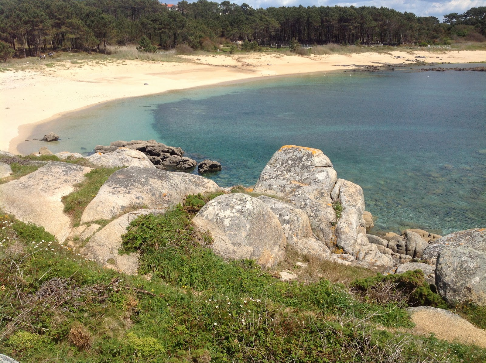 Recorridos costeros en Pontevedra
