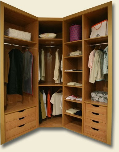Closet y armarios fotos de dise o y decoraci n de closets - Armarios para espacios pequenos ...