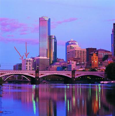 Мельбурн, мост,  вода, путешествие,  погода, отзывы, блог