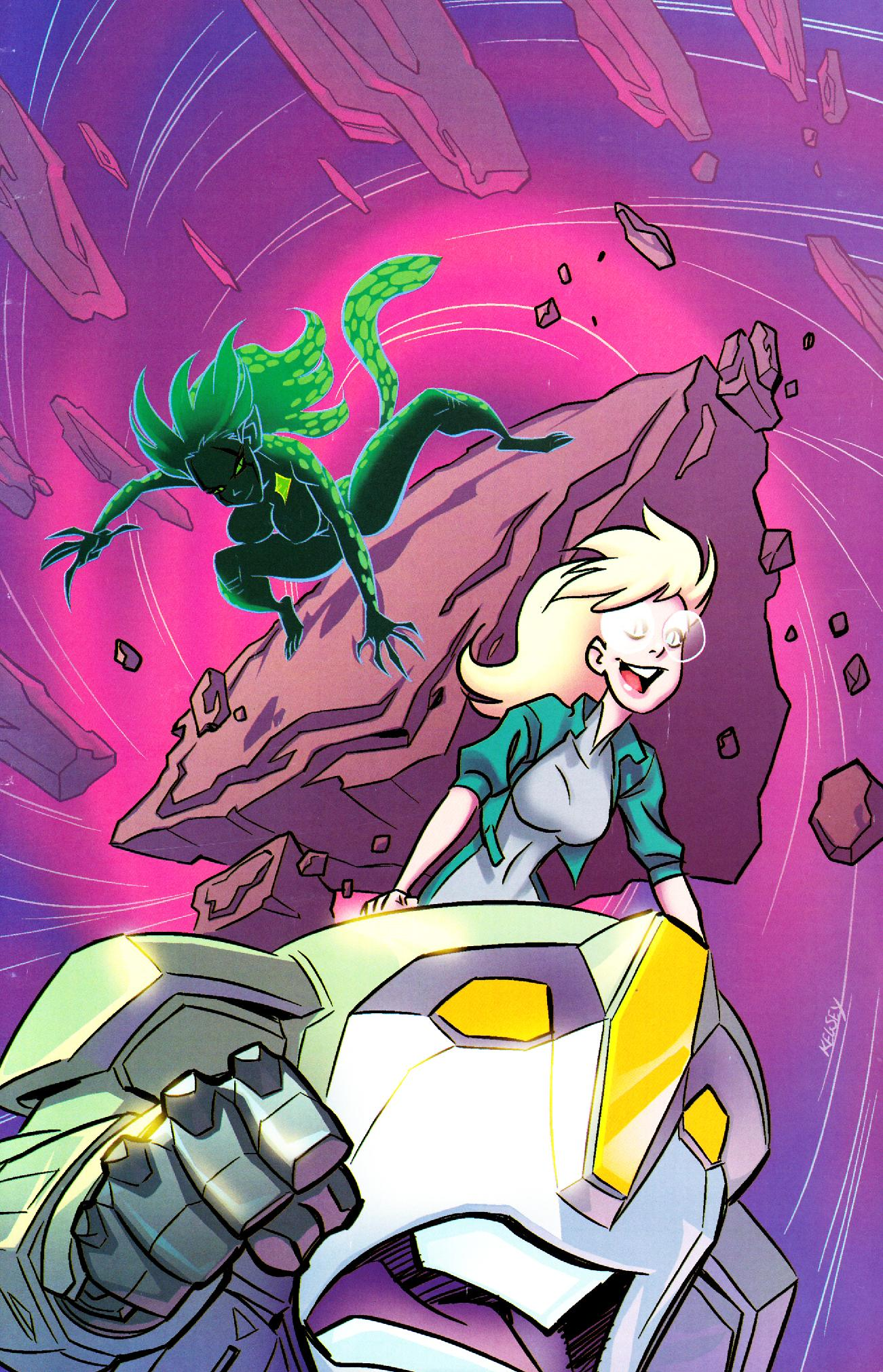 Read online Gold Digger Annual comic -  Issue #17 - 36