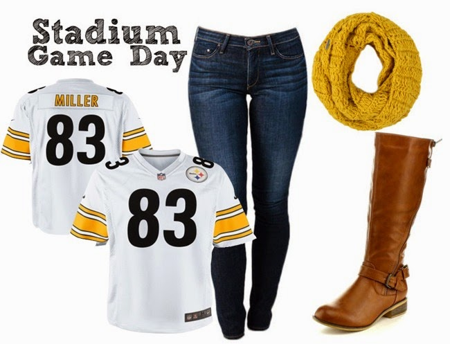 Chels The City Fashion Forward Fridays Nfl Game Day
