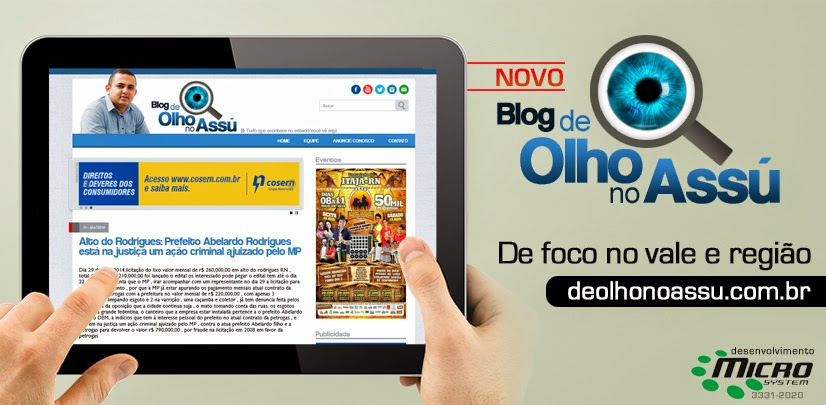 Blog De olho no Assú