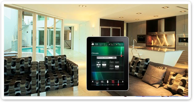 apple smart home system