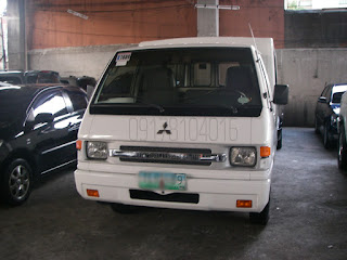 Cars For Sale in the Philippines: 2011 Mitsubishi L300 FB For Sale