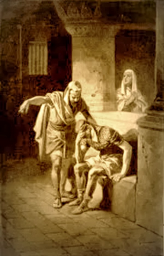 GENESIS 40 JOSEPH IN PRISON