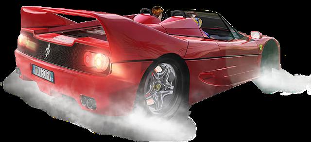 Carro com fundo transparente Car3dj6mk