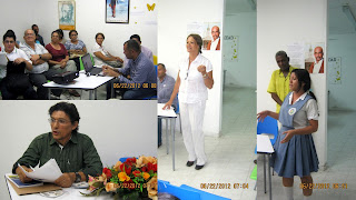 El 22 de Junio de 2012 se inauguró la sede de Ojo de Alcatraz en el INEM Cartagena.