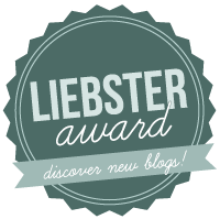 My 1st Liebster Award