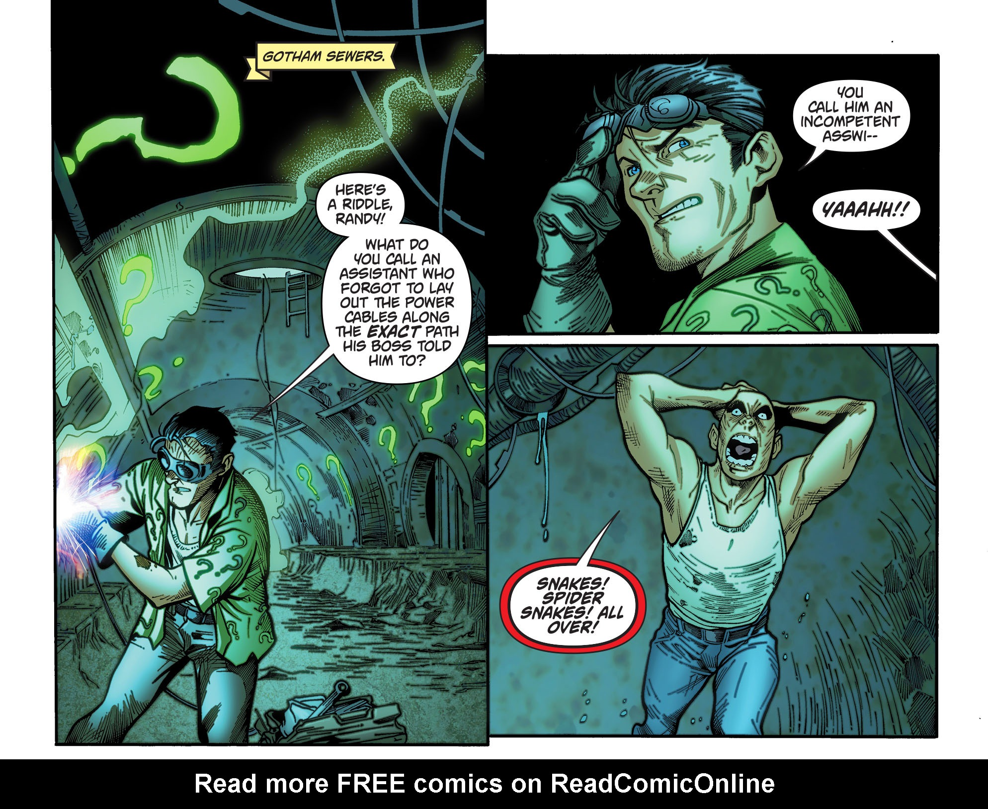 Batman: Arkham Knight [I] Issue #36 #38 - English 13