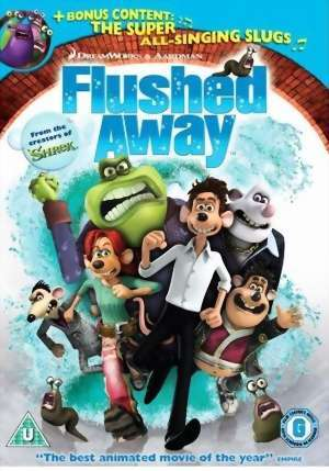 FLUSHED AWAY 2006 Hindi DUBBED WATCH ONLINE Flushed_away
