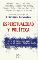 """""""Espiritualidad y Política"""", un trabajo luminoso del cual soy coautor."""
