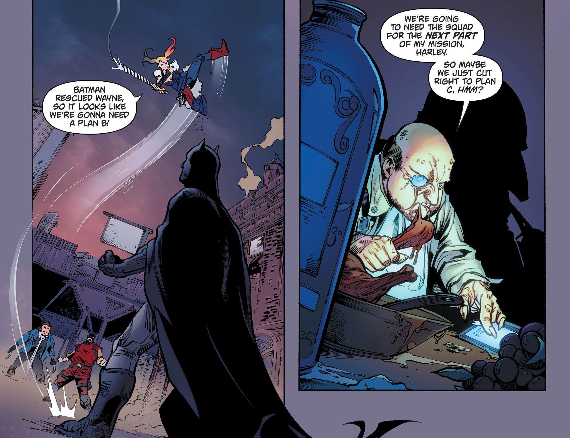 Batman: Arkham Knight [I] Issue #22 #24 - English 18