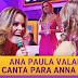 [Vídeo] Ana Paula Valadão canta e emociona no Teleton 2014
