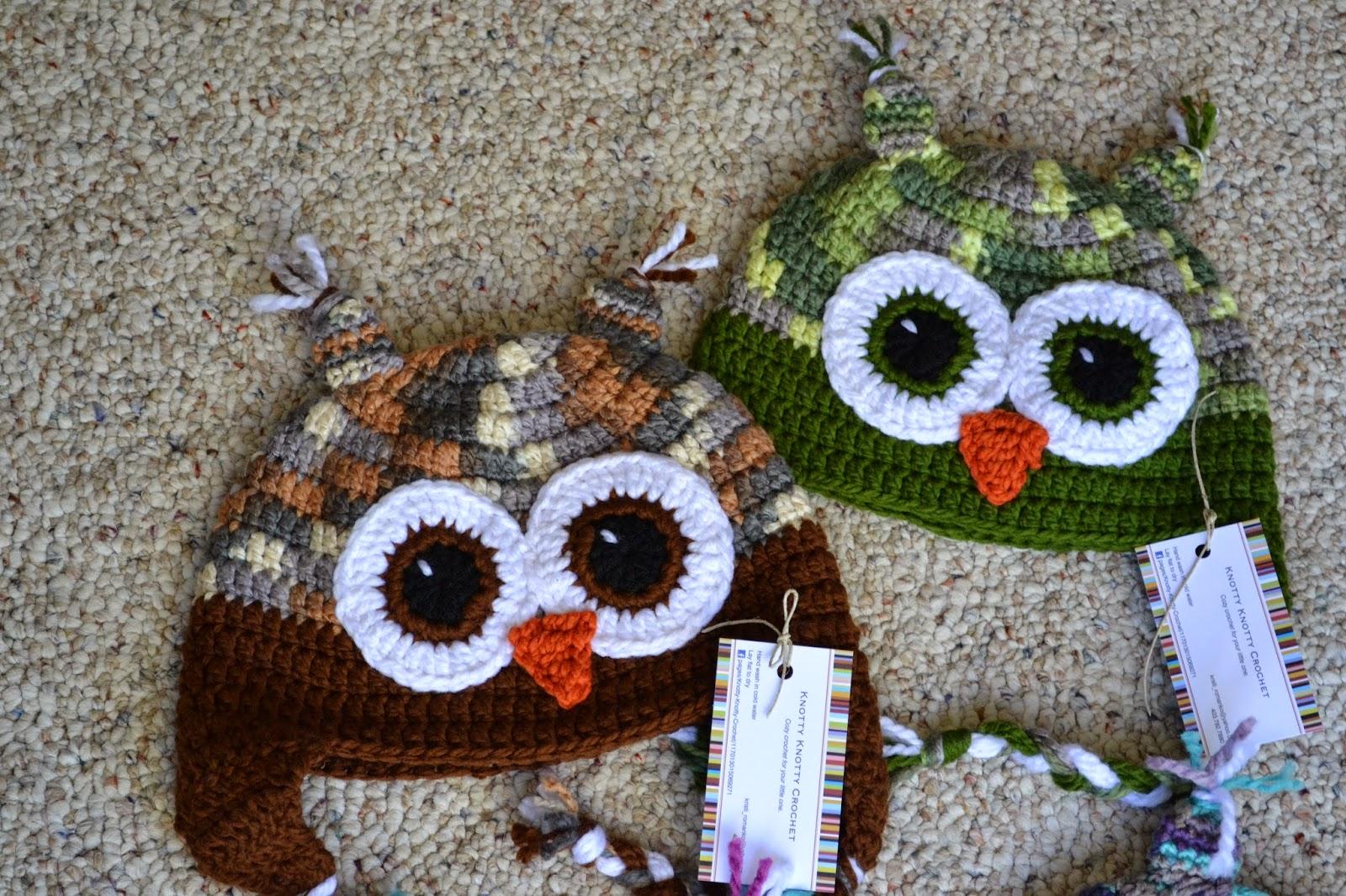 Knotty knotty crochet hoot hoot owl hat free pattern knotty knotty crochet bankloansurffo Choice Image