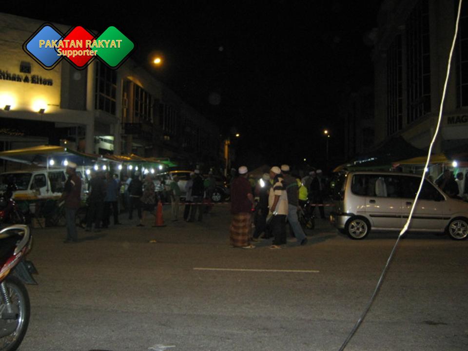 Sambutan Tahun Pakatan Rakyat Perak Mac Dalam Ingatan Era