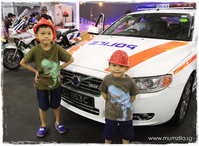 home team singapore expo mumzilla Adam ashton Tan
