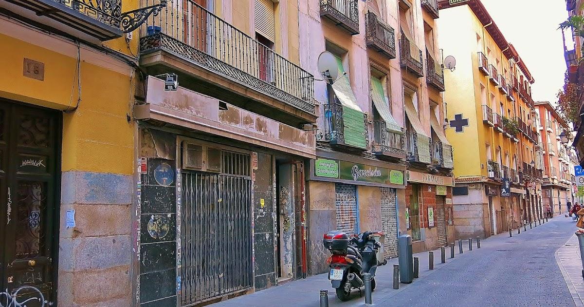 Antiguos caf s de madrid y otras cosas de la villa casa - H m calle orense madrid ...