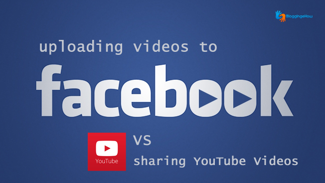 youtube vids vs facebook vids