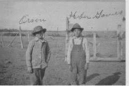Orson Ganus, Heber Ganus, twins, orphans, Southern Colorado, boxing