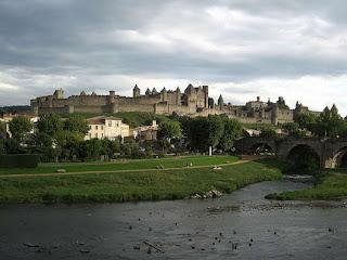 Kota Carcassonne (Perancis)