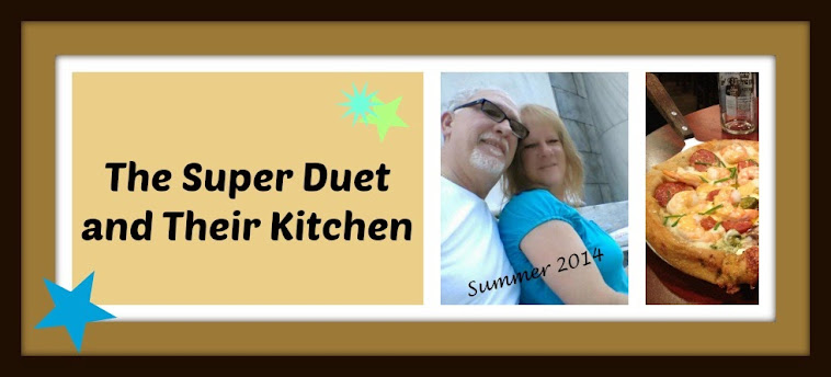 The Super Duet and Their Kitchen