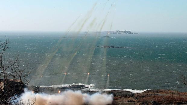 coreia do norte ataque militar aos eua