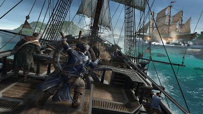 Assassin's Creed III battaglia navale