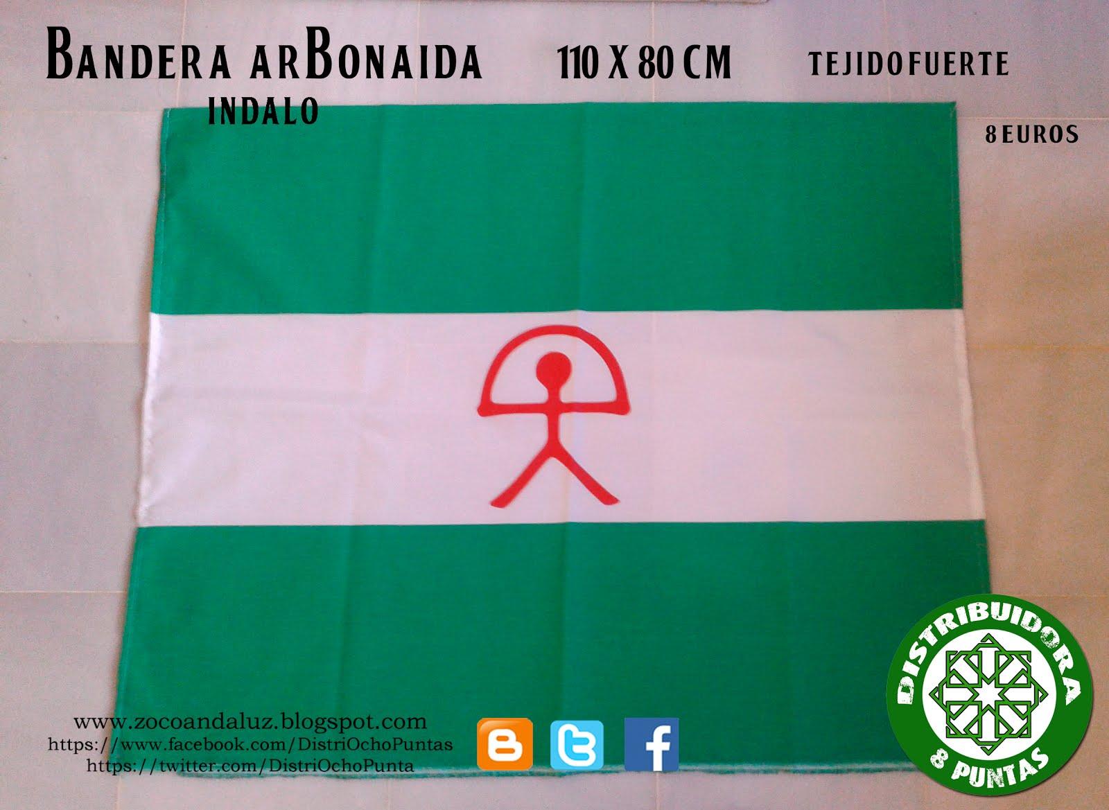 Bandera Arbonaida Indalo