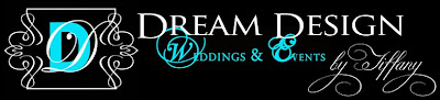 Dream Design Weddings by Tiffany