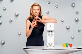 Scarlett Johansson pour SodaStream
