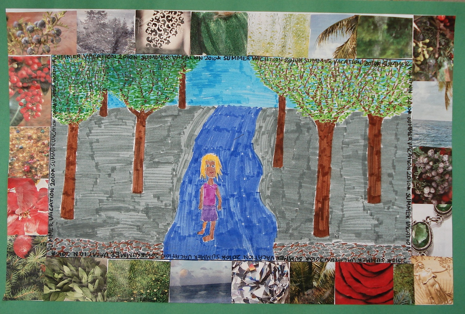 a faithful attempt: Faith Ringgold Style Story Quilts : quilt paintings - Adamdwight.com