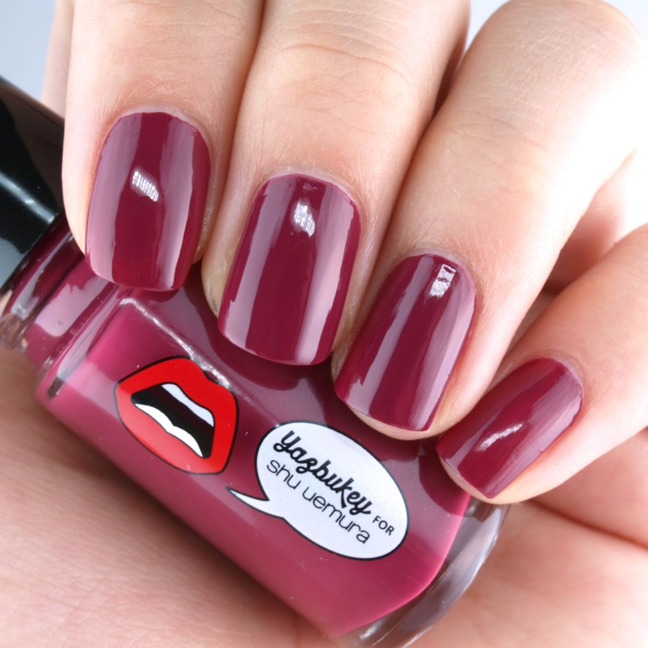Yazbukey for Shu Uemura Summer 2015 Collection Nail Colors: Review ...
