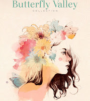 Nabla Cosmetics - Butterfly Valley - Grafica Ufficiale