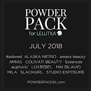 POWDER PACK PREORDER
