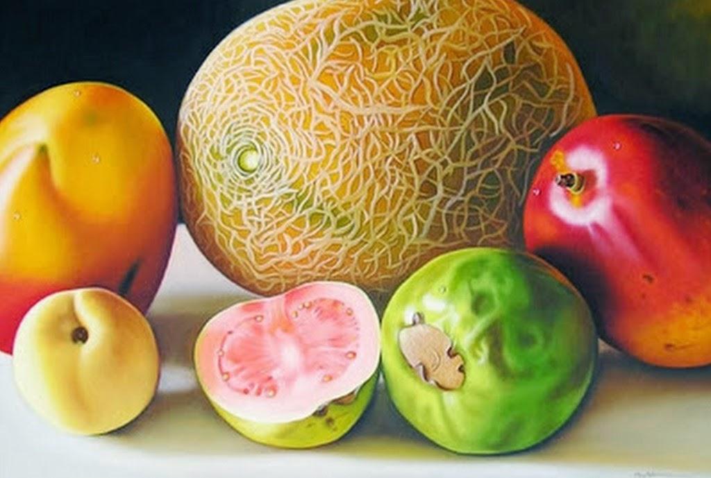 frutas-grandes-pintadas-al-oleo