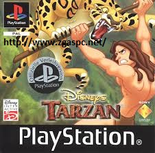 Free Download Game Tarzan PSX Full Version ZGASPC