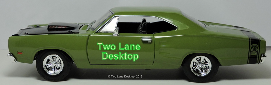 Two Lane Desktop