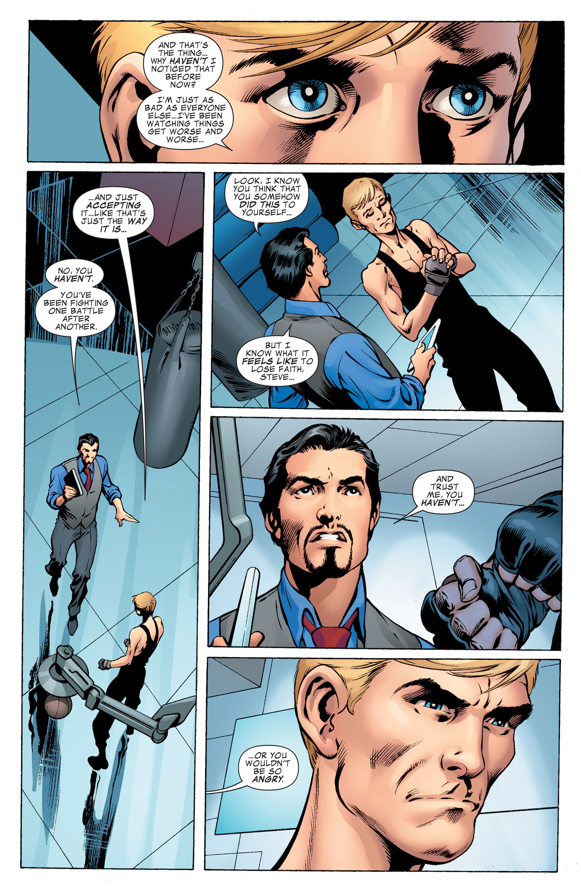 Captain America (2011) Issue #9 #9 - English 15
