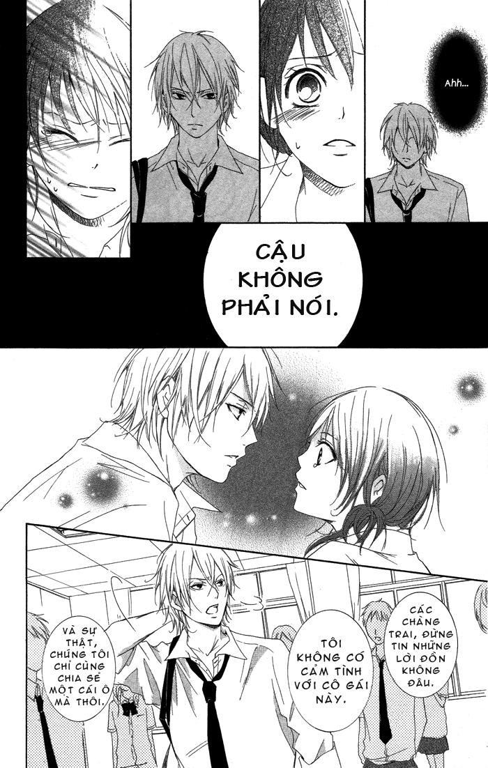 Kanojo ga Kare ni Ochiru Riyuu chap 1 - Trang 22