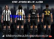 KitSet Juventus 201213 (BETA) by Mateus. Postado por Mateus on 17/06/2012 .