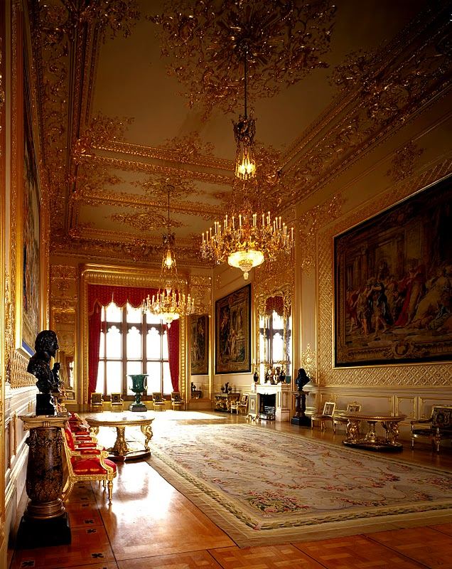 This England Spirit Of England Royal Palaces Of England