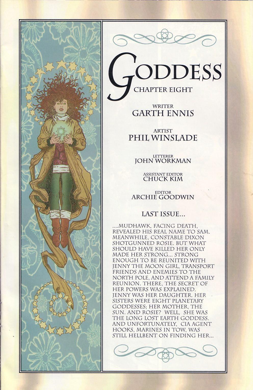 Goddess 8 Page 2