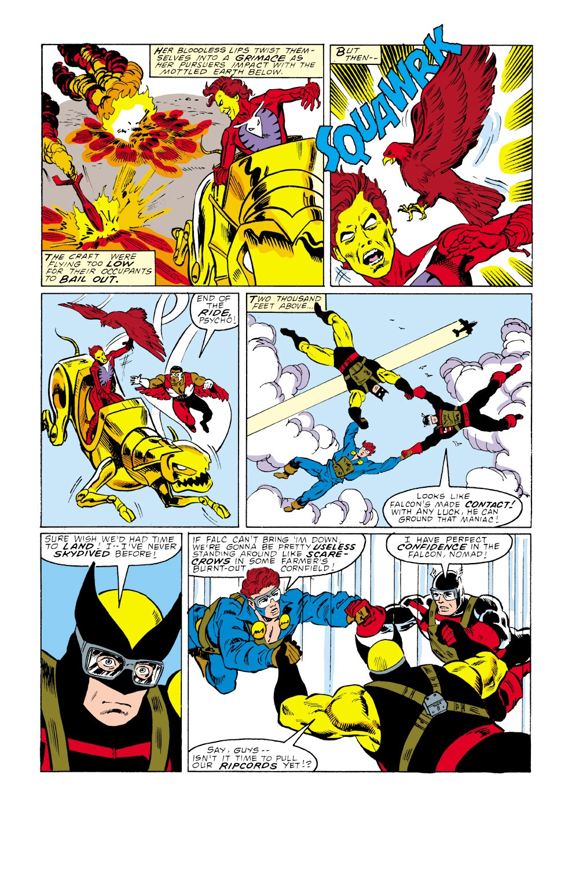 Captain America (1968) Issue #339 #268 - English 12