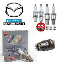 Mazda RX8 Spark Plugs