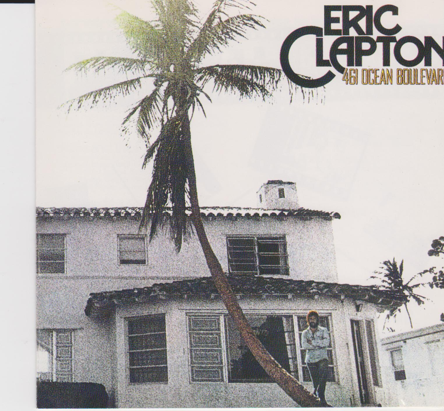 Classic albums 461 ocean boulevard by eric clapton for House classics album