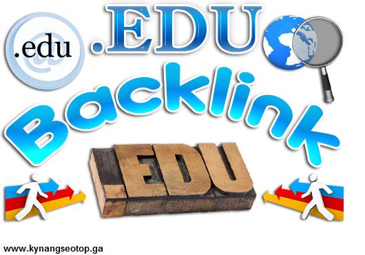 Textlink hay backlink từ những site edu hay gov